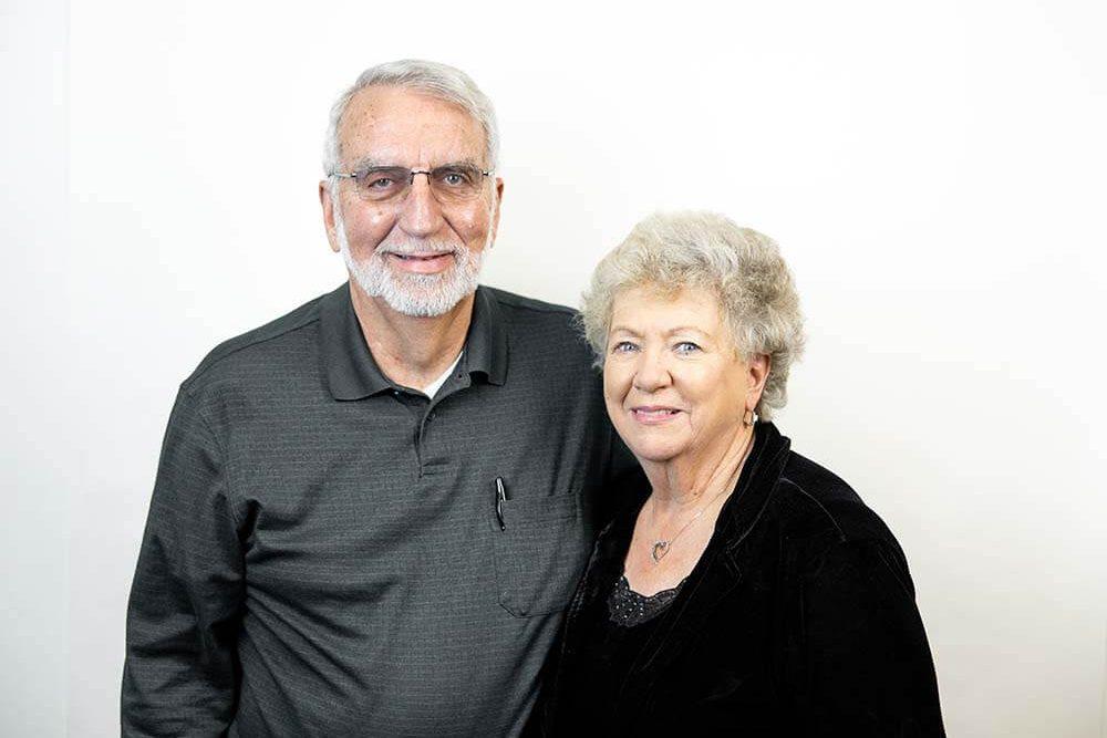 David and Ellen Stogsdill