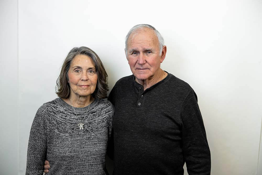 Phil and Judy Gallagher
