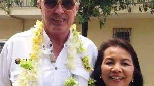 Ted & Sue Olbrich in Cambodia